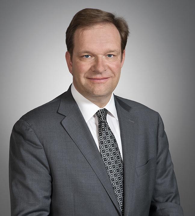 Ted Arnott Portrait - 2013